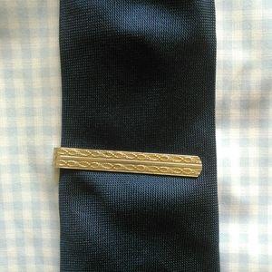 Vintage Silver tie bar